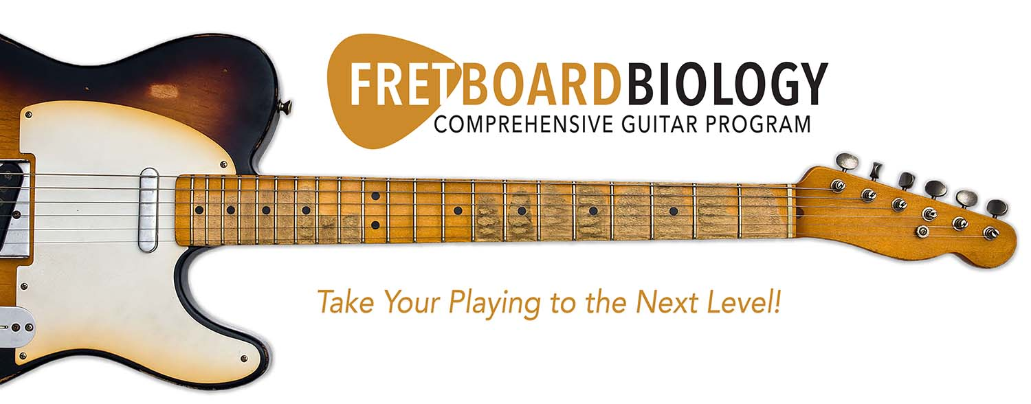 Fretboard Biology Home Header